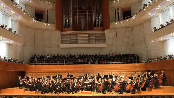 Royal Stockholm Philharmonic Orchestra @ KKL, 2019-03-22 (© Rolf Kyburz)