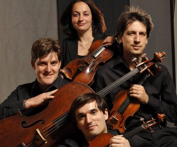 Quartetto Energie Nove (source: energienove.com)