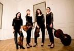 Quatuor Akilone (© Laurent Monlaü)