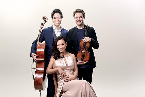 Sitkovetsky Trio (© Vinci Ng)