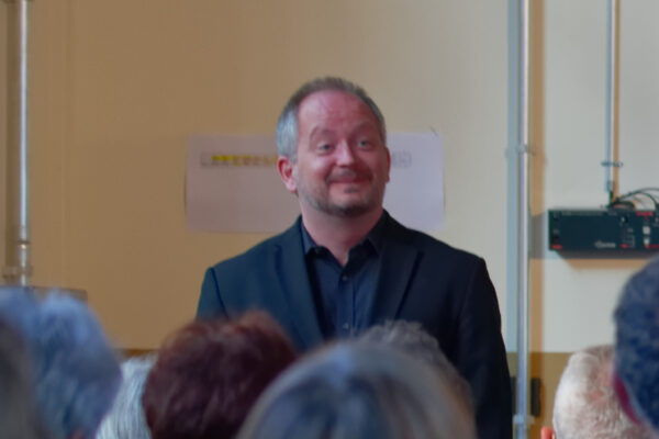 Mathias Clausen, Zurich, 2019-04-09 (© Rolf Kyburz)