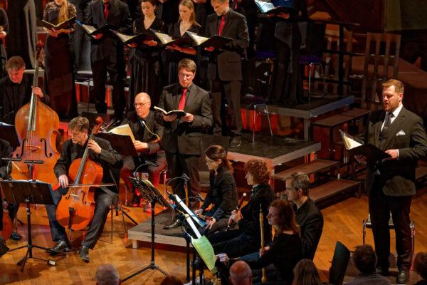 Orchestra la Scintilla, Florian Feth @ St.Jakob, Zurich, 2019-04-17