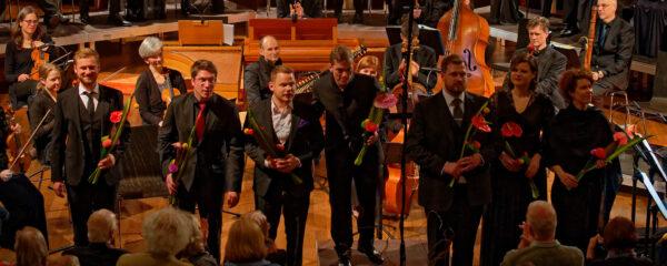 Florian Helgath, Soloists @ St.Jakob, Zurich, 2019-04-17