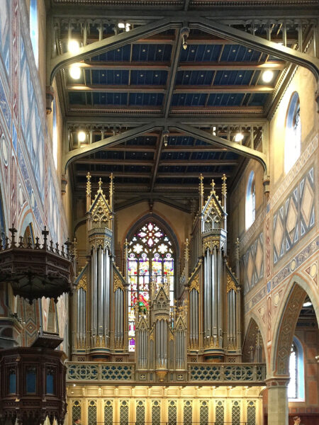 St.Laurenzenkirche, St.Gallen, 2019-04-14 (© Lea Kyburz)