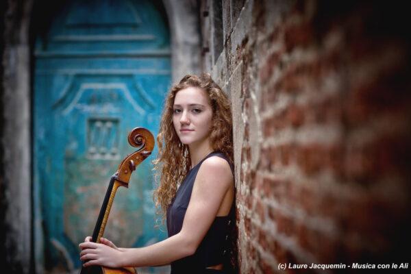 Erica Piccotti (© Laure Jacquemin — Musica con le Ali)