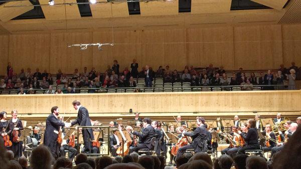 Jakub Hrůša, Bamberg Symphony @ Tonhalle Zurich, 2019-05-19 (© Rolf Kyburz)
