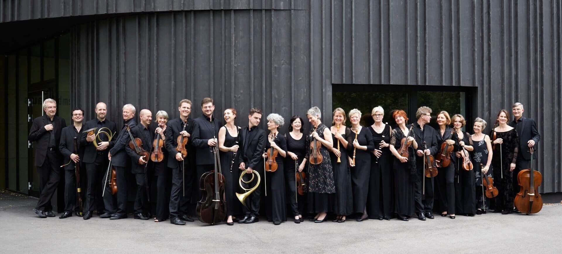 Freiburger Barockorchester (© Annelies van der Vegt / FBO)