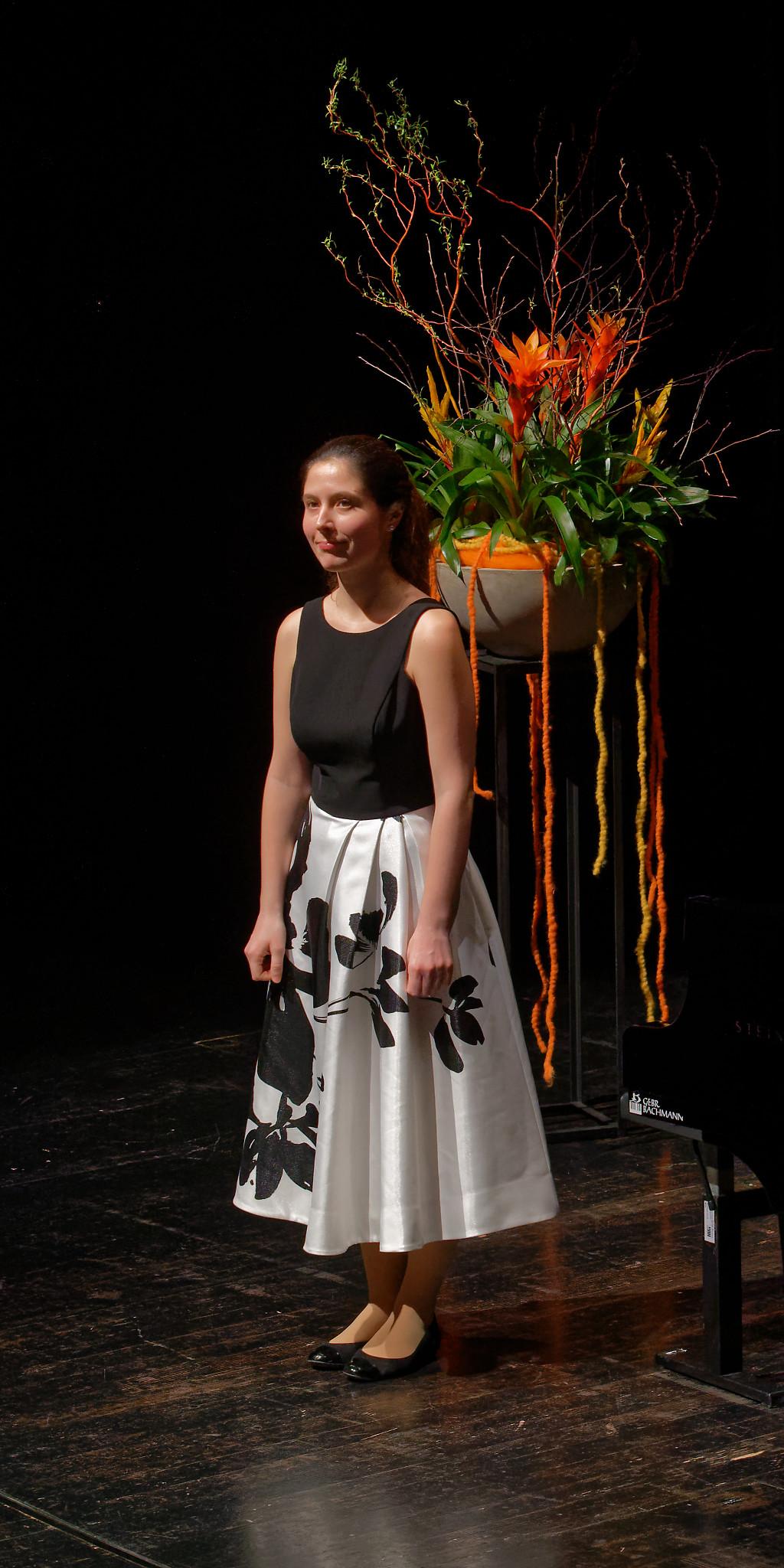Alina Bercu @ Klavierissimo Festival, Wetzikon ZH, 2020-02-01 20h00 (© Rolf Kyburz)