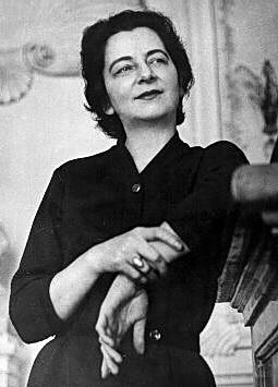 Grażyna Bacewicz (source: Wikimedia / public domain)