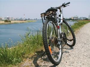大腰筋自転車