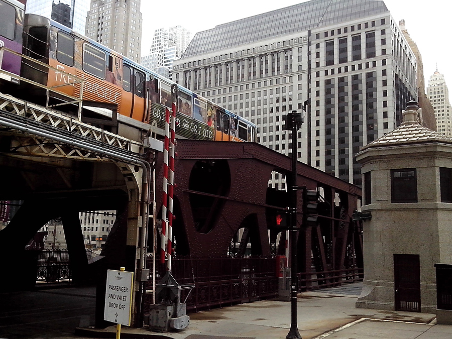 train in the loop