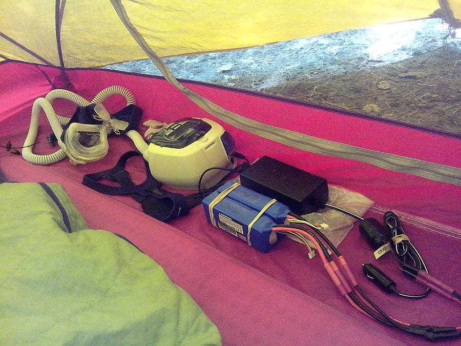 CPAP gear