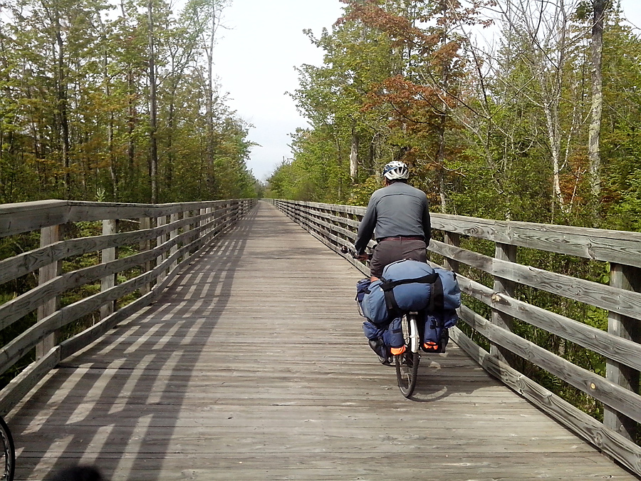 Boardwalk on Little Traverse Wheelway