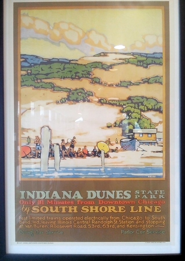 South Shore Line poster
