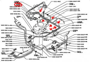 vacuum diagram  Toyota Nation Forum : Toyota Car and