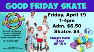 Good Friday Skate Image