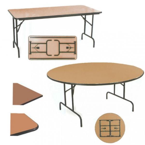 Table Pliable Demi Lune Rolleco