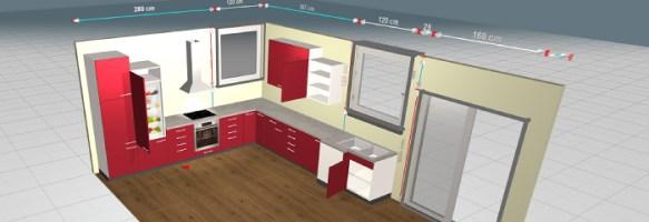 3D Küchenplaner online & kostenlos   ROLLER Möbelhaus