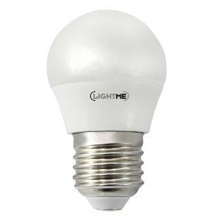 LED-Leuchtmittel Tropfen LIGHTME - E27 - 5,5 Watt - warmweiß