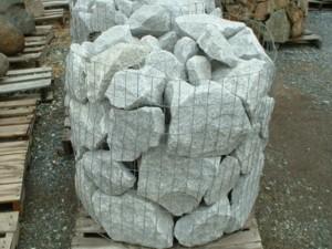 Fieldstone Drystack Rubble Wall Rock Natural Stone