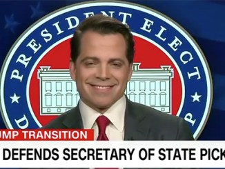 Trump adviser Scaramucci ignorant about science