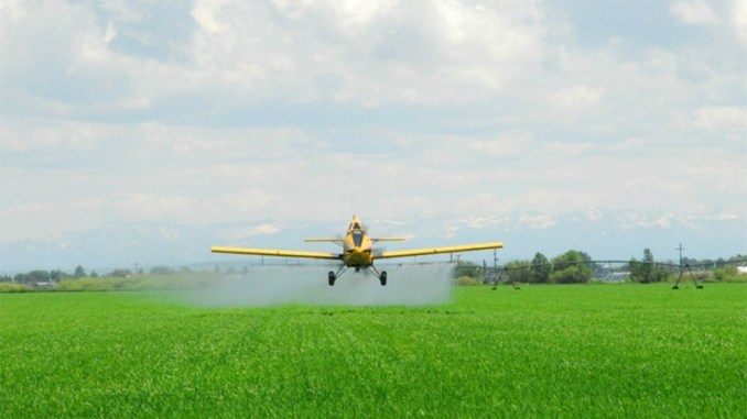 Seven States Join Effort Ban Pesticide Toxic Kids