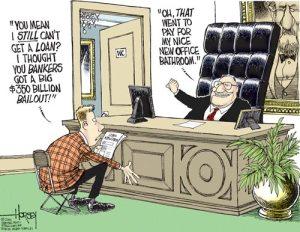 bailout lending