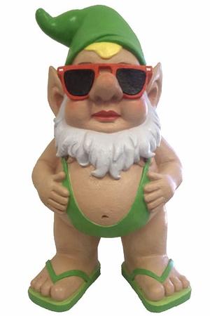 mankini gnome