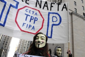Against free trade