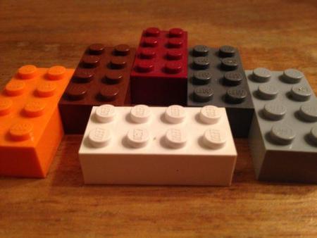 più grande LEGO STORE