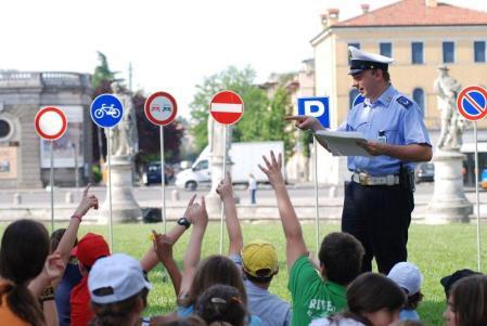 sicurezza stradale bambini
