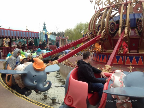 Disneyland Paris Dumbo