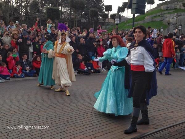 Parata Disneyland Paris
