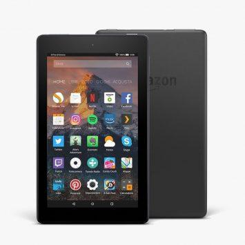 a101a768e56062 Anche qui vi consiglio la gamma Kindle Fire di Amazon; il modello base è  fantastico e non troverete di meglio per quel prezzo.