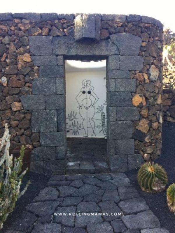 bagni Jardin de Cactus