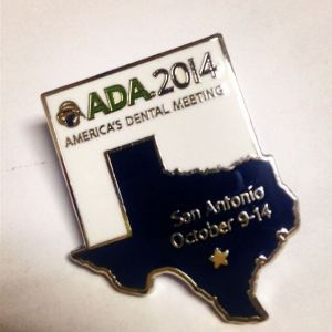 americas dental meeting badge