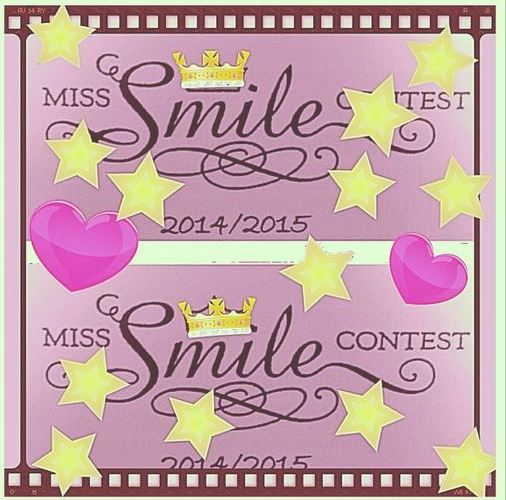 Enter to Win the Miss Smile Contest 2014/2015!