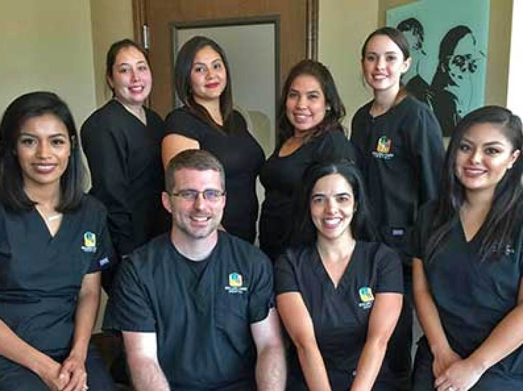 San Antonio Dentist and Staff