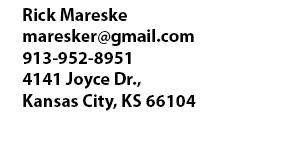 Rick Mareske contact information