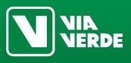От София до Лисабон с кола Via Verde sign