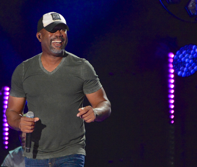 Darius Rucker Will Release His Fifth Country Album When Was The Last Time On October 20th