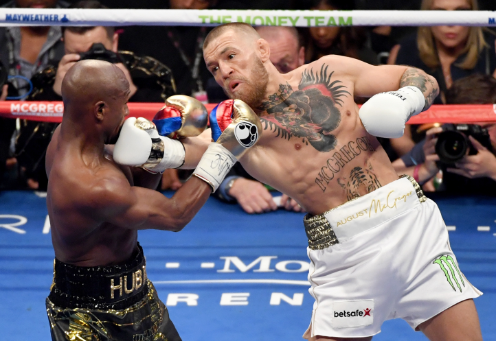 In a more justifiable circus show, Floyd Mayweather guided McGregor to the tenth round before stepping on the gas. Thankfully there are only eight potential rounds of acting on Mayweather vs Paul   Pintsized Interests