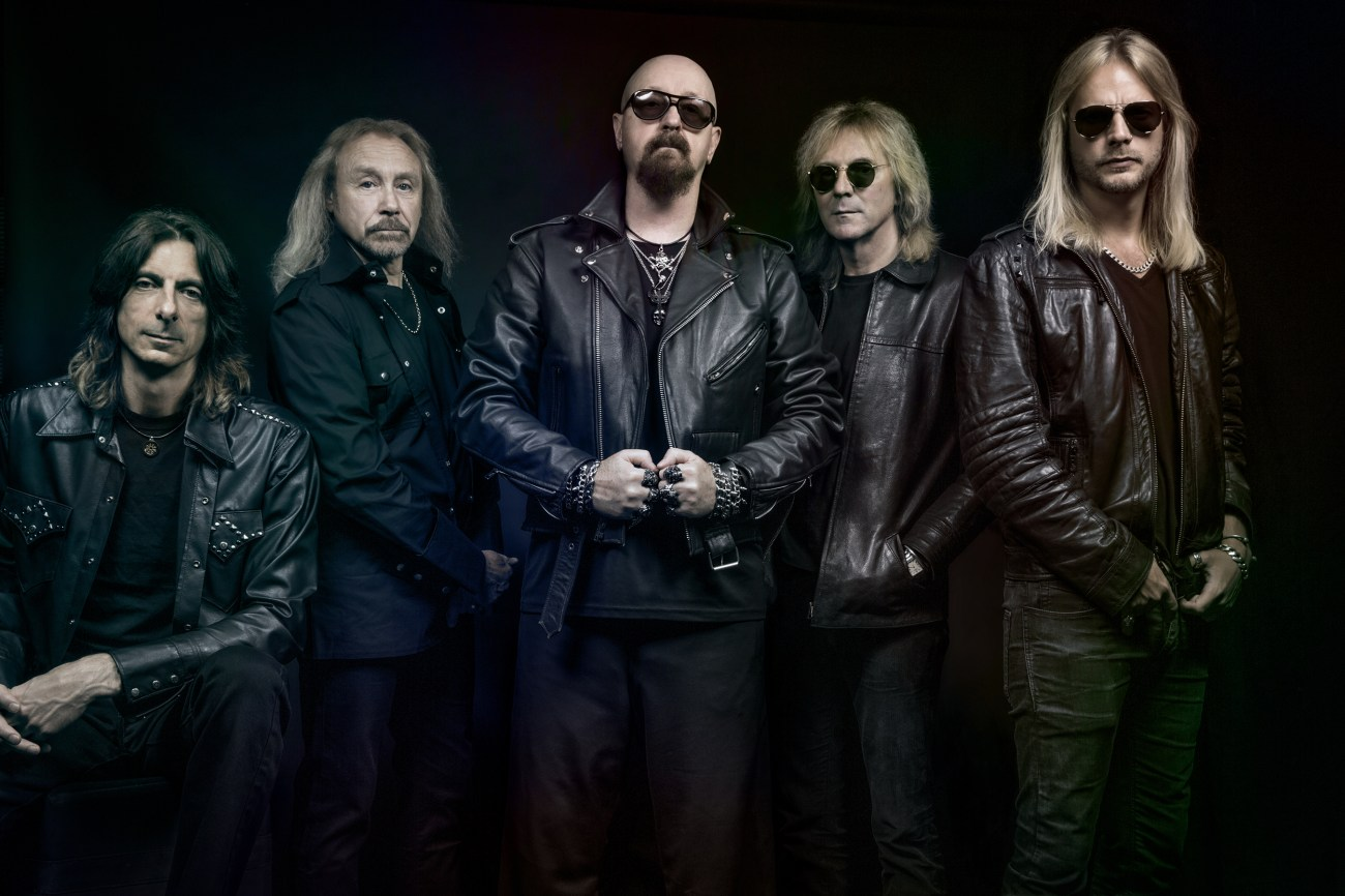 Judas Priest, Rob Halford: Heavy Metal Legacy, 'Firepower' - Rolling Stone