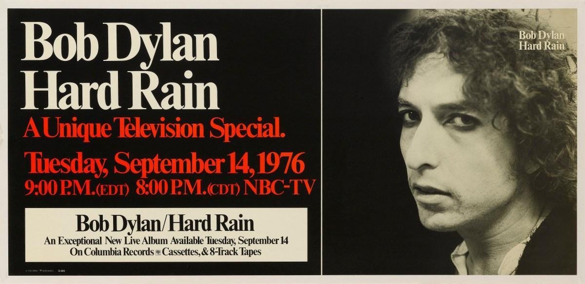 Image result for bob dylan hard rain 1976