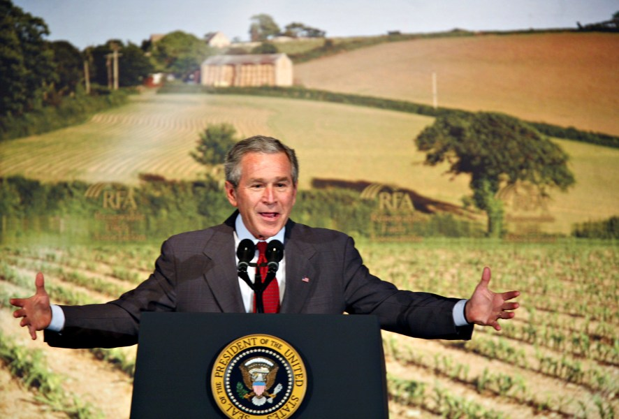 George W  Bush  The Worst President in History      Rolling Stone US President  George W  Bush