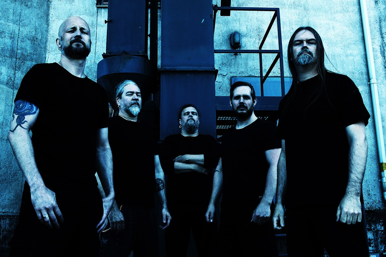 Hear Meshuggah's Mind-Bending New Song 'Born in Dissonance' - Rolling Stone
