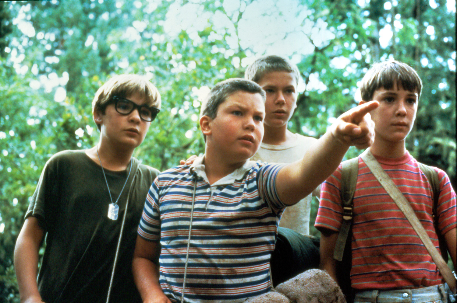 stand by me anniversary stand by me 30th anniversary wil wheaton corey feldman