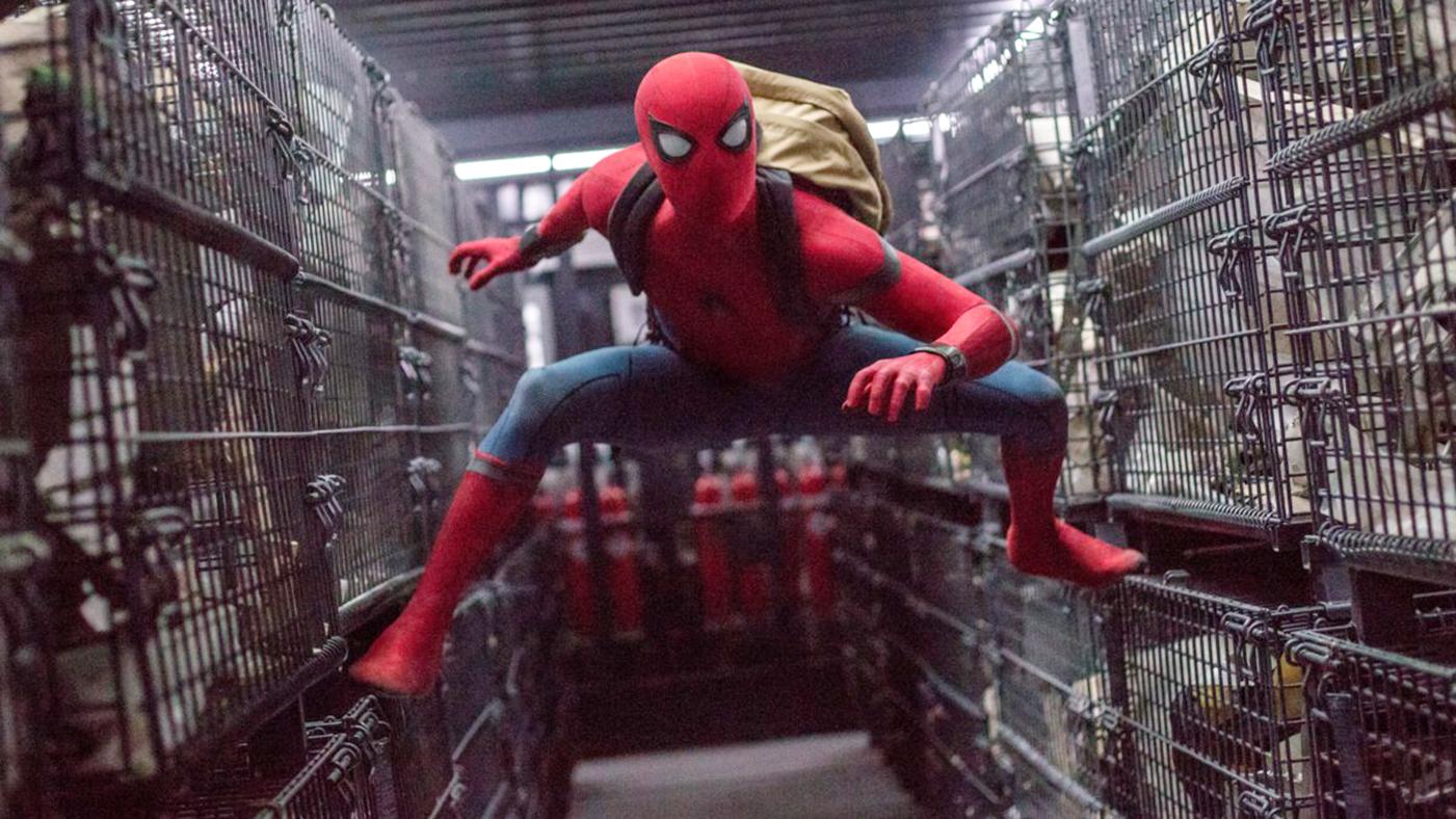 Spider-Man: Homecoming MCU