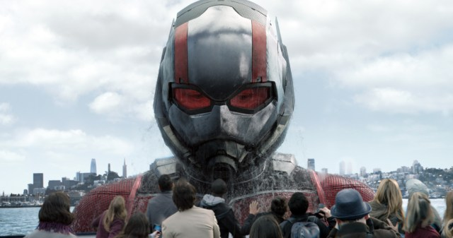 Ant Man and the Wasp' Movies Review: Tiny Heroes, Giant Fun - Rolling Stone