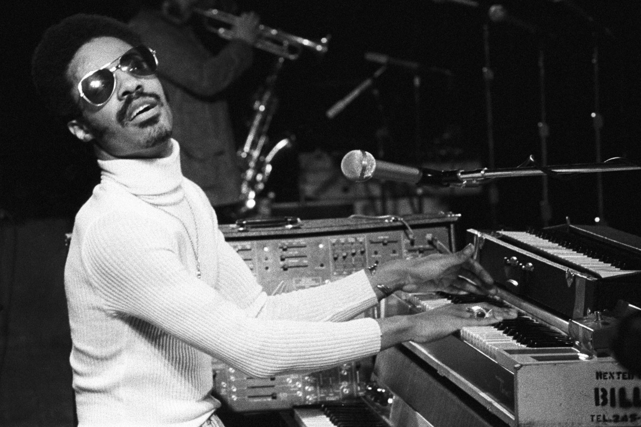 Stevie Wonder: Rolling Stone Album Guide - Rolling Stone